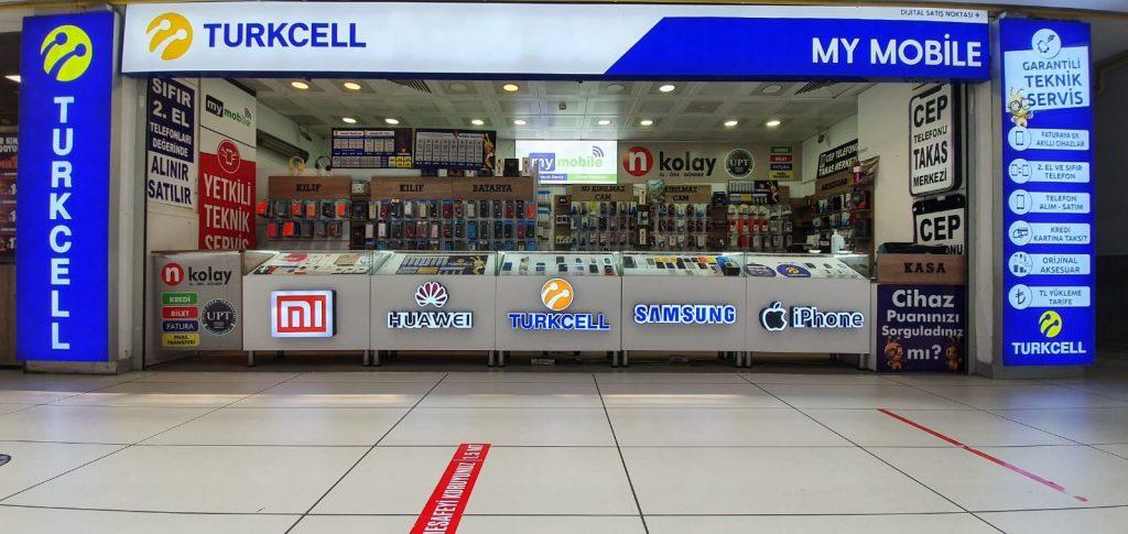 Turkcell Eskule Avm-Esenyurt-My Mobile